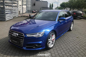 XPEL FullBody Lackschutzfolierung Audi S6 Avant